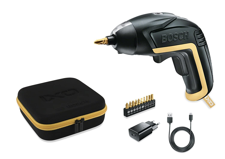 Bosch - Atornillador IXO Bá sico (3, 6 volt system, en caja metá lica) en caja metálica) 06039A8000