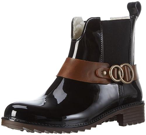 P8288 Zapatos Botas Rieker Amazon y Agua es para de Mujer TnZqR