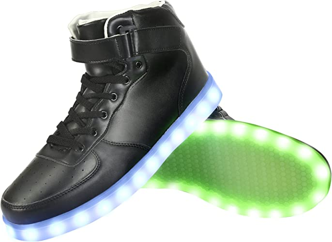 zapatillas nike con luces led – Black & Cool