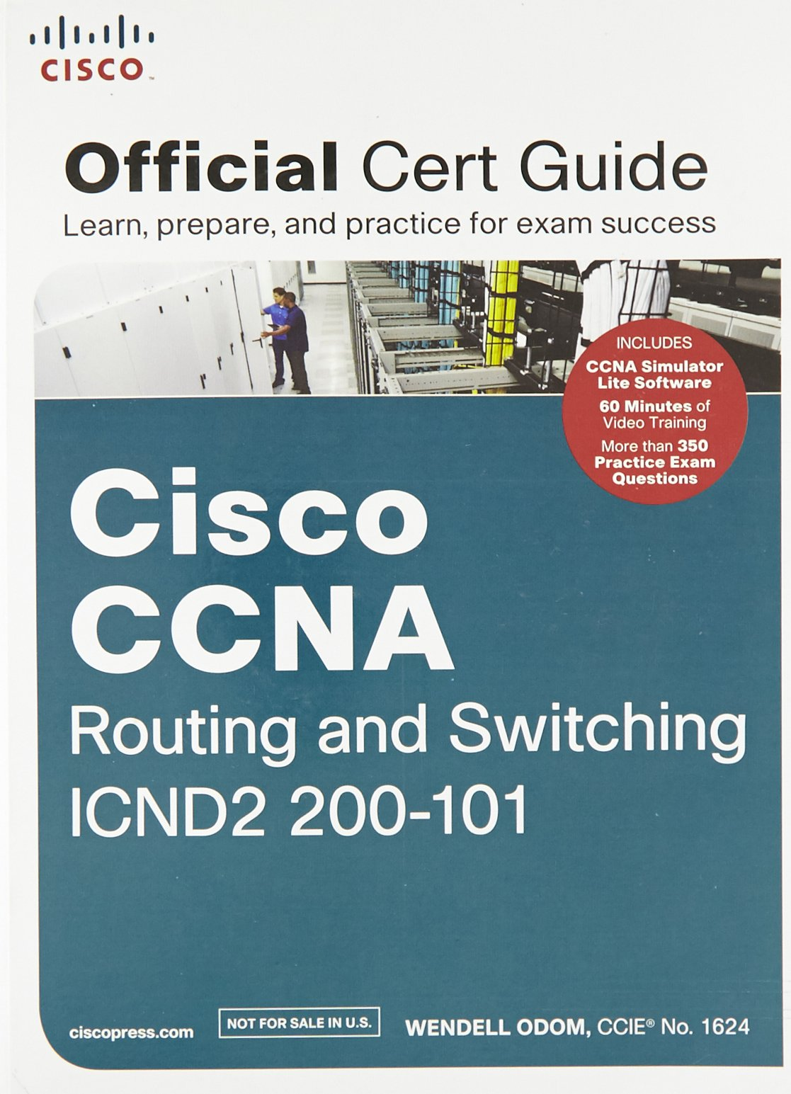 Download Cisco CCNA Routing and Switching ICND2 200-101 Official Cert Guide PDF