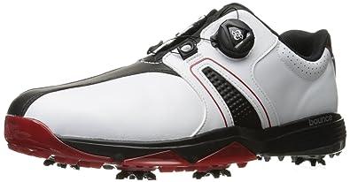 adidas uomini 360 traxion boa la mazza da golf, golf,