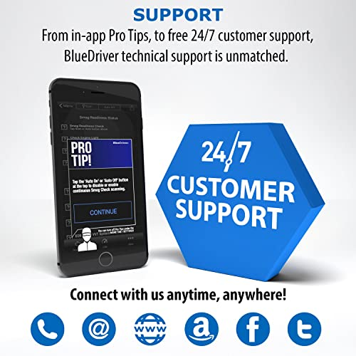 Bluedriver free app updates, portability, saving data, interactive graphing of live data