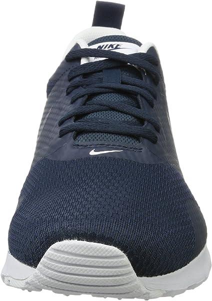 low priced b28e5 d8e44 Nike Herren AIR MAX Tavas Sneaker Blau Blanc armorymarine, 44 EU