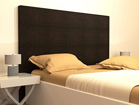 LA WEB DEL COLCHON Cabecero tapizado Manila (Cama 150) 160 x 120 cms.