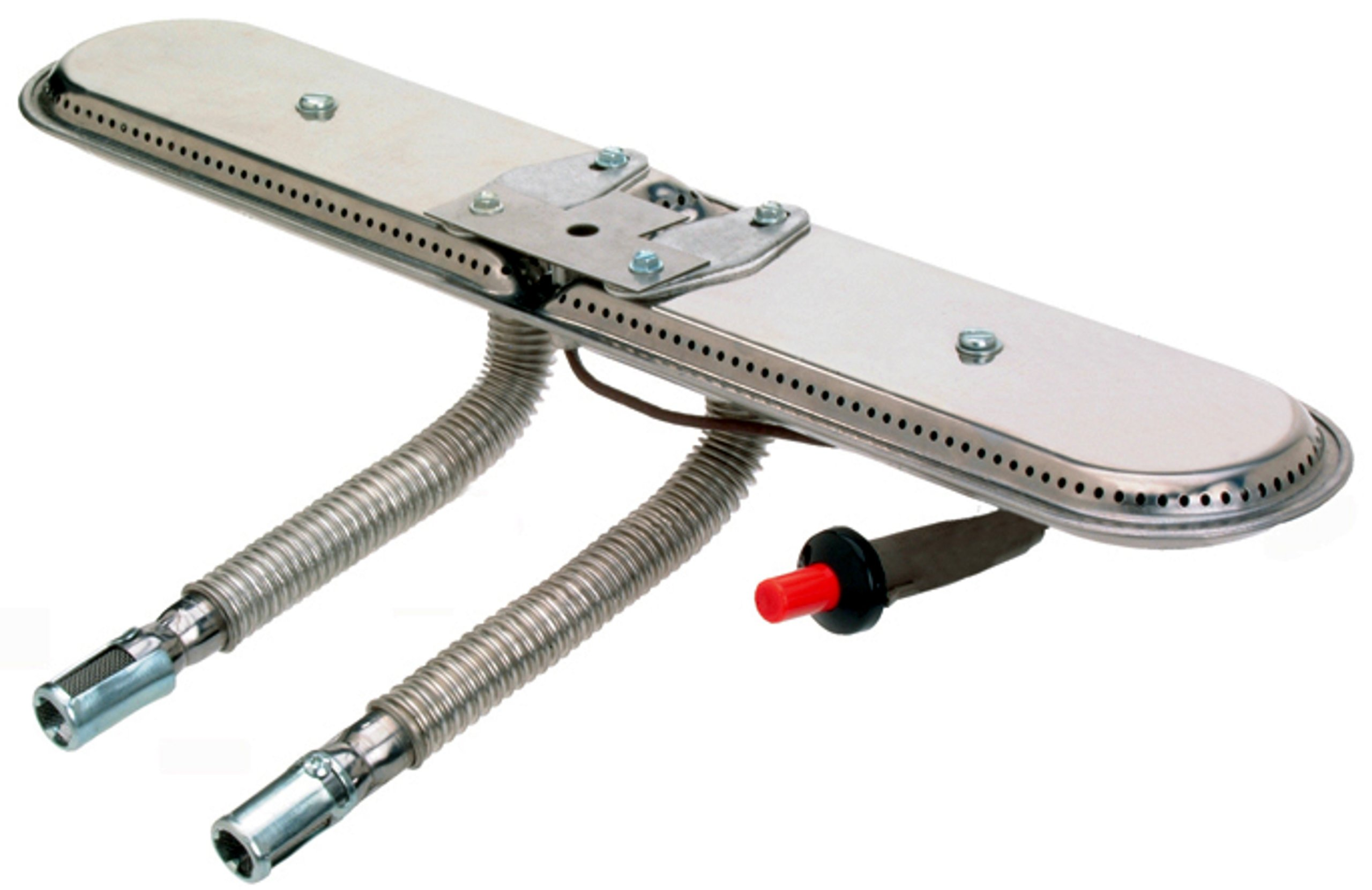 Ez-Fit 20381 Universal 17-Inch Stainless Steel Bar Burner, Small
