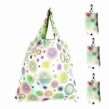 Juego de 3 bolsas reutilizables para alimentos, bolsa de la ...