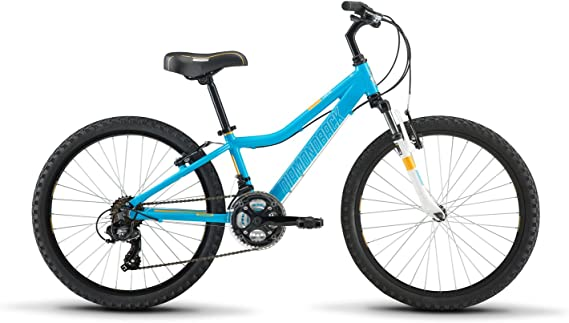Diamondback Bicycles Lustre Youth Girls Mountain Bike