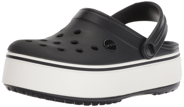 Crocs Womens Crocband Platform Clog