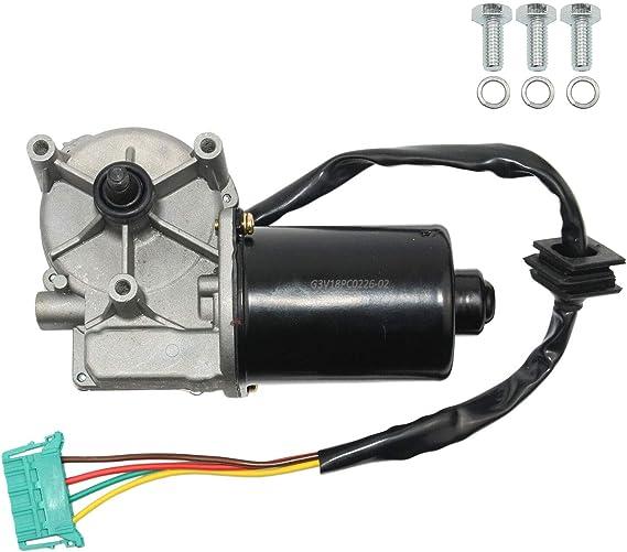 Bapmic 2028202308 Vorne Wischermotor Scheibenwischermotor f/ür W202 S202 C220