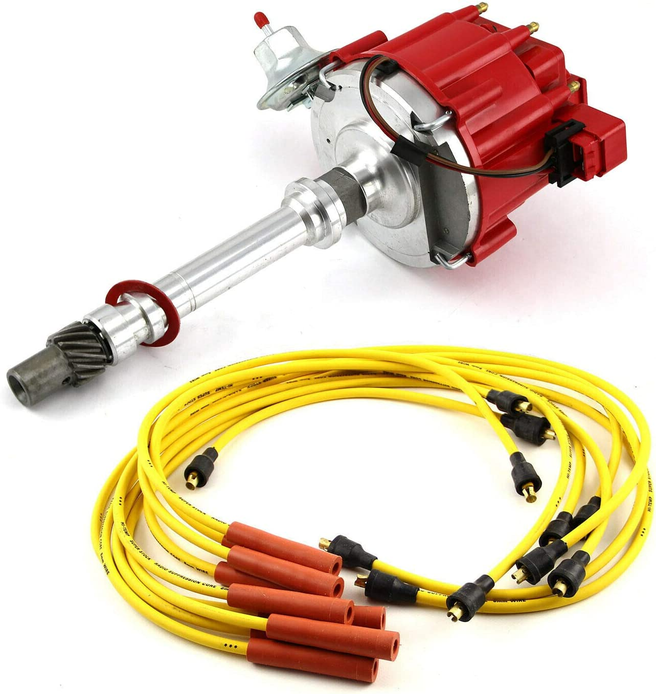 Chevy 350 Ignition Wiring
