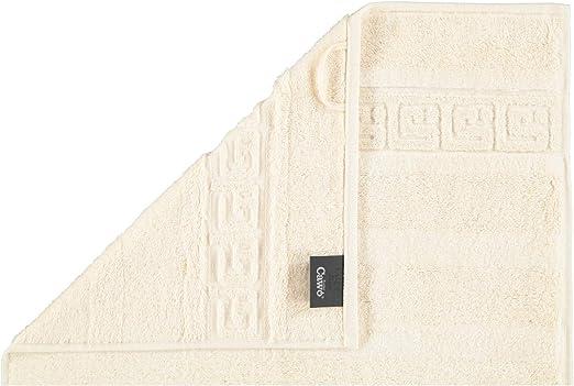 833 Seiflappen 30x30 cm Caw/ö Home Handt/ücher Noblesse Uni 1001 Purpur