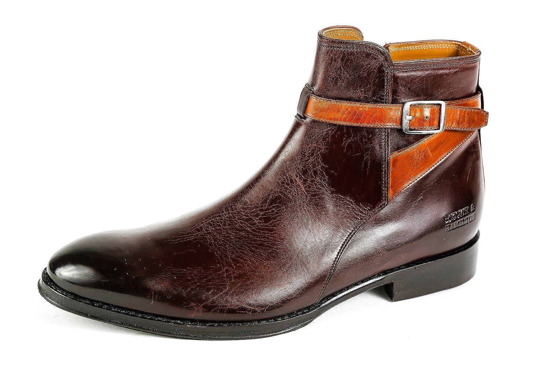 Melvin  Hamilton Herren Kane 1 Boots BraunMelvin Hamilton Herren Boots Braun