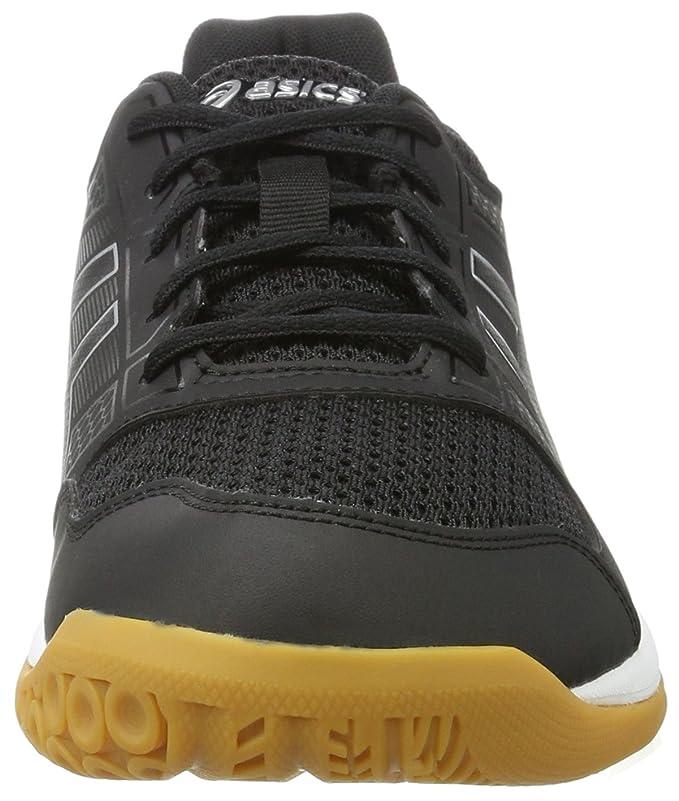 Amazon.com | ASICS Mens Gel-Rocket 8, Black/Black/White, 8.5 D(M) US | Shoes