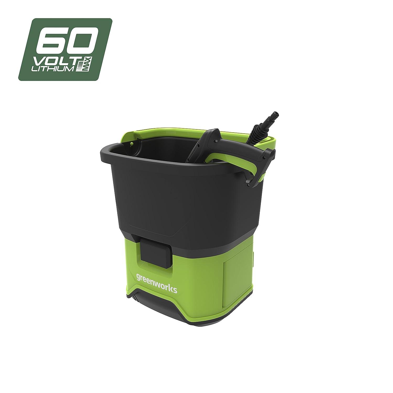 Green Greenworks 5104607 GDC60 DC Cordless Pressure Washer 60 V