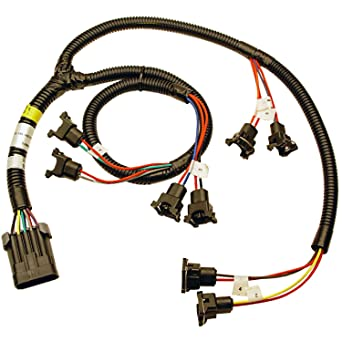 Amazon.com: COMP Cams 301201 Wiring Harness (F.I. 4&7 Swapsbc/BBC):  Automotive | Bbc Wiring Harness |  | Amazon.com