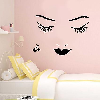 LaModaHome Decorative Wall Sticker Vinyl Removable Wall Mural Decals  (32.7 quot  x23.6 quot  a3a9da95a