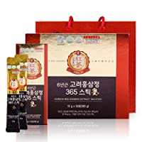6 Years Red Ginseng 365 Stick Emperor