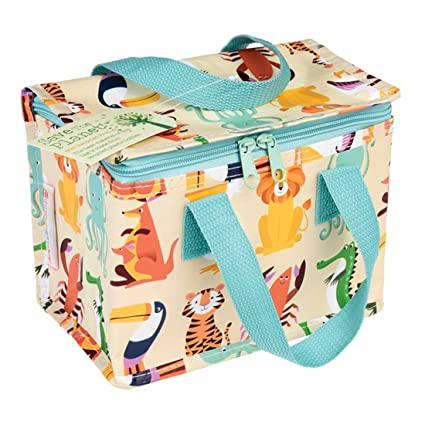 Insulated Children s Lunch Bag - Colourful Creatures  Amazon.co.uk  Kitchen    Home def1242121850