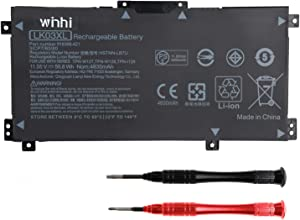 2021 New WINHI LK03XL Laptop Battery for HP Envy X360 15-BP 15M-BP 15-BQ 15M-CP Envy 17-AE 17M-AE 17-BW 15-BP000 15-BP001TX 15-BP106TX 17-AE001NB 17-AE001NF
