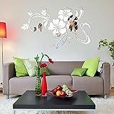 Muro Adesivo Sticker ,MEIbax 3D Specchio Vinilico Muro Adesivo Sticker Decalcomania Home Decor Arte DIY (soldi)