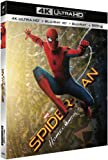 SPIDER-MAN : HOMECOMING - UHD + BD 3D + BD (UV) [4K Ultra HD + Blu-ray 3D + Blu-ray + Digital UltraViolet]