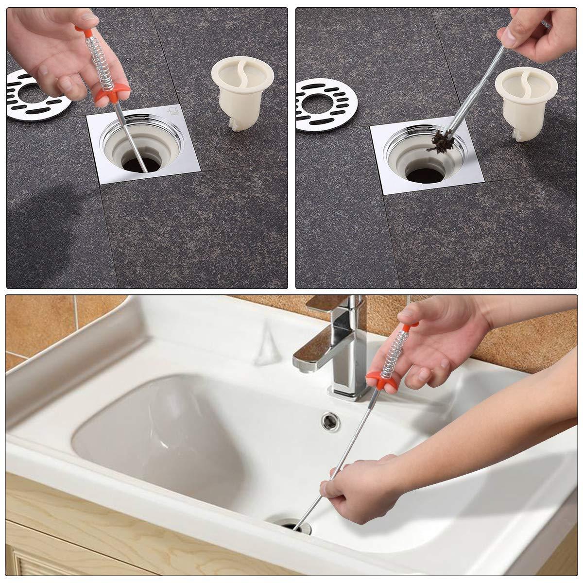 bagno Tammy Yerkes drenaggio vasca da bagno Tappo di scarico per cucina lavandino vasca da bagno