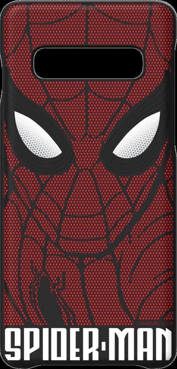 Haainc Samsung Galaxy Friends Spider-Man Far from Home Smart Cover for Galaxy S10