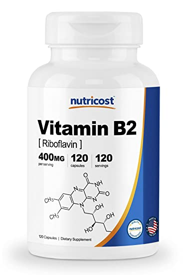 Vitamin B2 Supplement