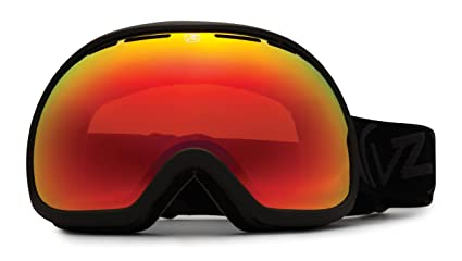 649816a489e Amazon.com   VonZipper Fishbowl Snow Goggle