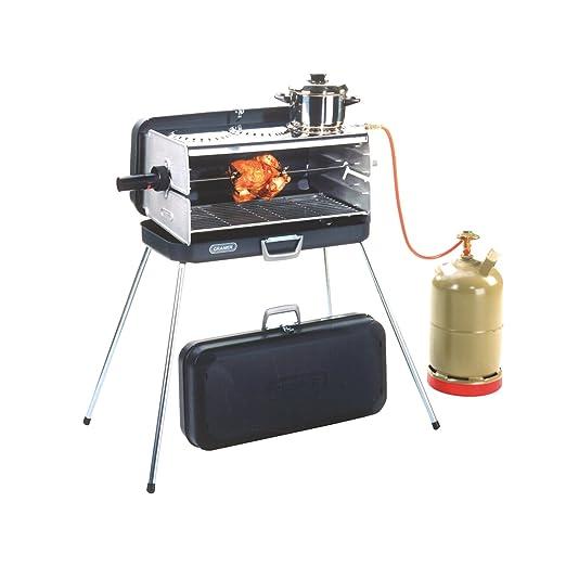 21 opinioni per Dometic 9103300172 Barbecue Portatile a 3 Fuochi
