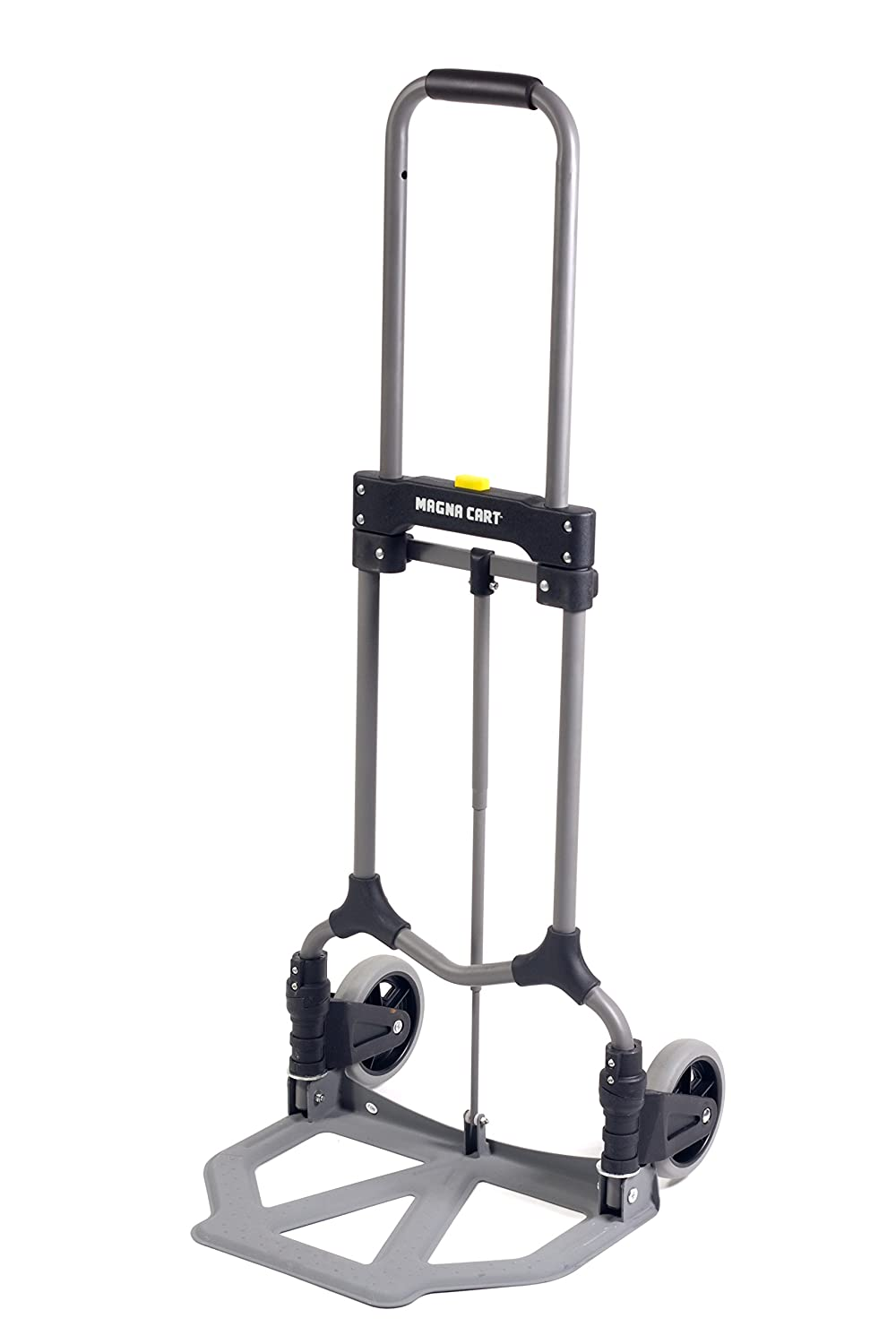 Magna Cart Personal Hand Truck, Grey, Mci
