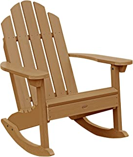 product image for Highwood AD-ROCCW30-TFE Classic Westport Adirondack Rocking Chair, One Size, Toffee