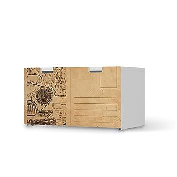 creatisto Möbeltattoo für Ikea Stuva Kommode Banktruhe | Design ...