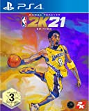 NBA 2K21 Mamba Forever Edition PEGI