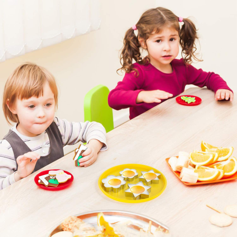 Joyoldelf Ausstechformen 40-teilig Keksausstecher Weihnachten Dino Pl/ätzchen Ausstecher Tier Keks Ausstechform Set f/ür Kinder