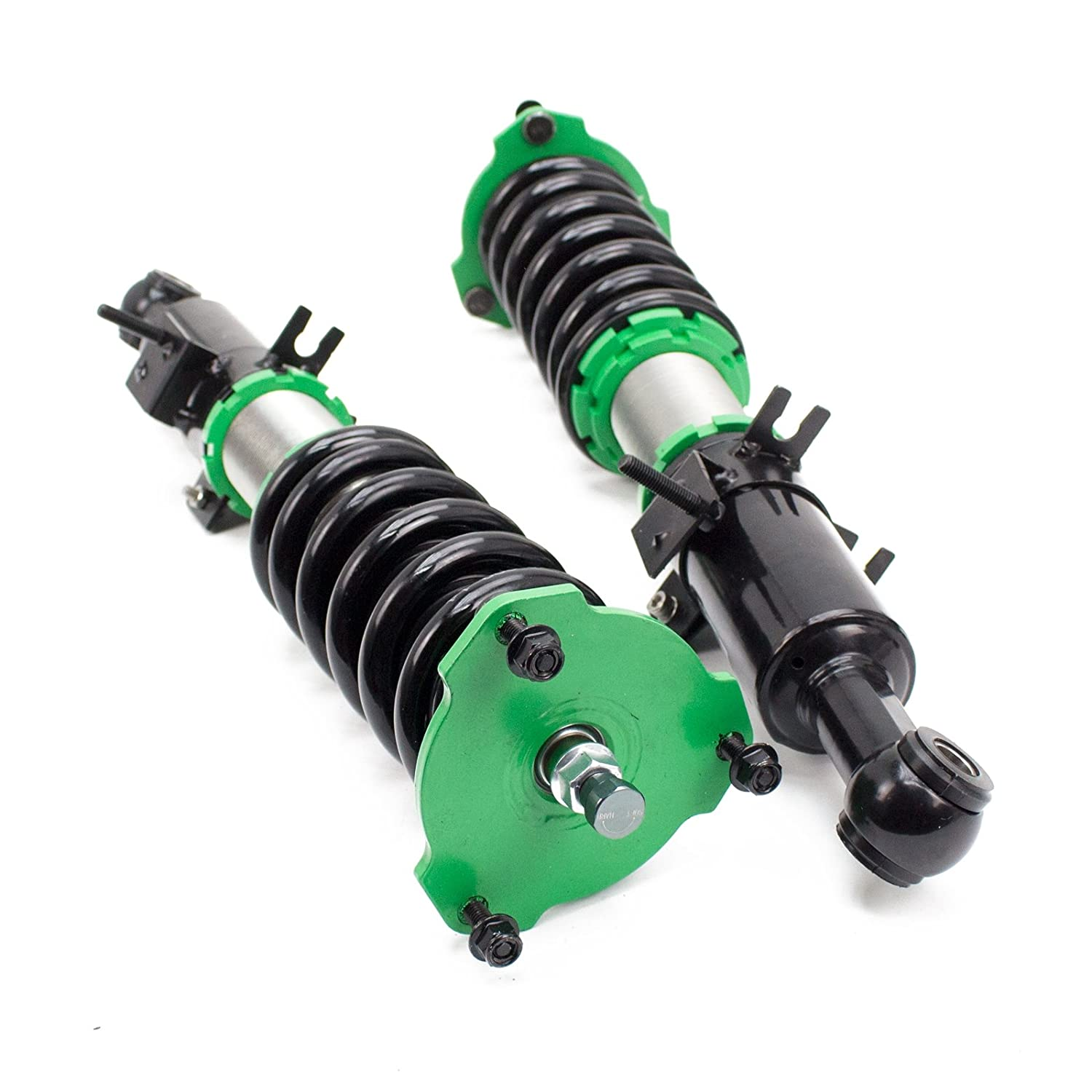 R9-HS2-048/_2 made for Infiniti G37 Coupe//Sedan 2008-13 Hyper-Street II Coilovers Lowering Kit by Rev9 32 Damping Level Adjustment