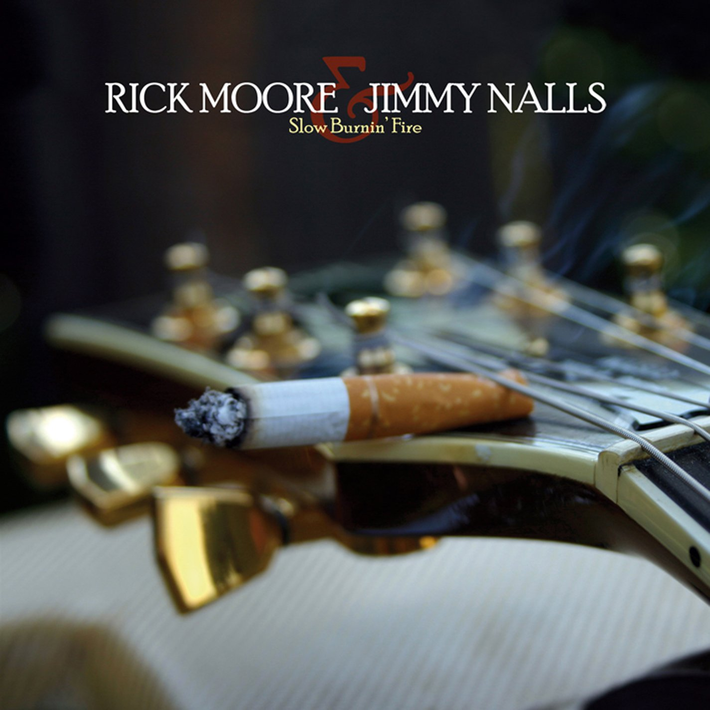 CD : Jimmy Nalls - Slow Burnin Fire (CD)