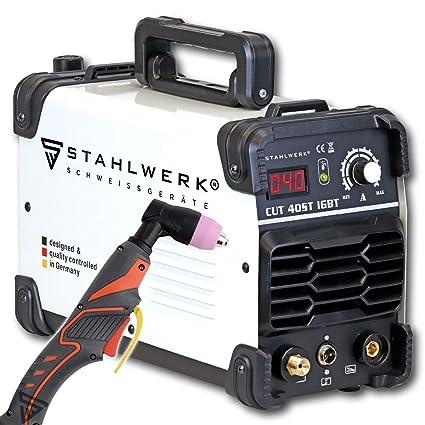 STAHLWERK CUT 40 ST IGBT - Cortador de plasma con 40 amperios, hasta ...