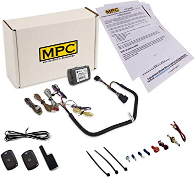 2018-2020 Plug /& Play All Trims 10 Minute Install Start-X Remote Starter Kit for Jeep Wrangler /& Gladiator Push to Start 3X Lock to Remote Start