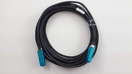HP X240 10G SFP+ 7m DAC - Cable de red (7m, SFP+, SFP+) Negro ...