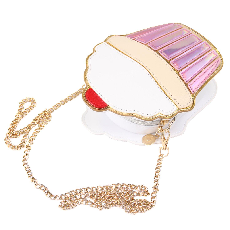 Amazon.com: Lui Sui -- Chirstmas regalo diseño Yummy Cupcake ...