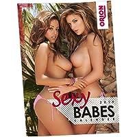 ORION Erotikkalender Sexy Babes 2019 - erotischer A3 Wandkalender für Männer, Erotik Pin-Up Kalender mit heißen Girls auf 12 sexy Motiven (1)