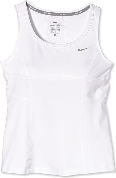 Nike - Camiseta de pádel para niña, tamaño 12-13 años/L, Color ...