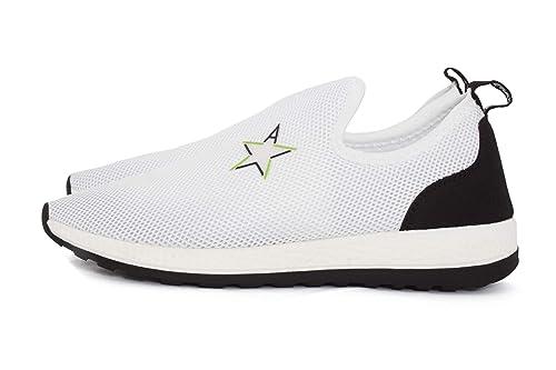 CrepStars Zapatillas Ligeras para Hombre con Look de Entrenador. Cool, cómodo y Moderno!: Amazon.es: Zapatos y complementos