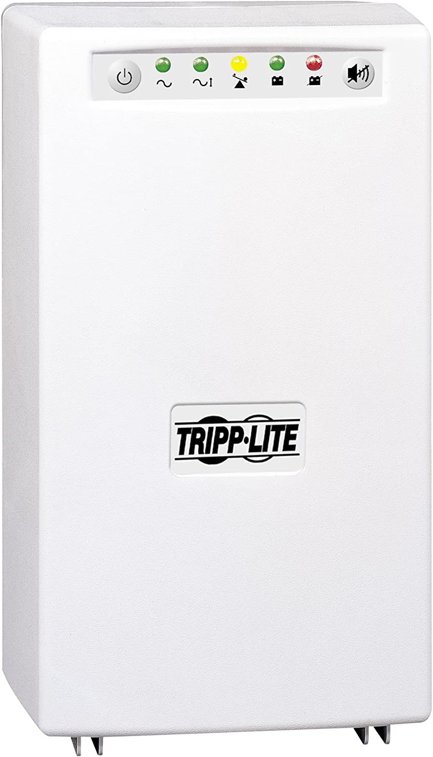 Tripp Lite BCPRO1400 1400VA 940W UPS Desktop Battery Back Up Tower 120V USB PC / Mac, 6 Outlets