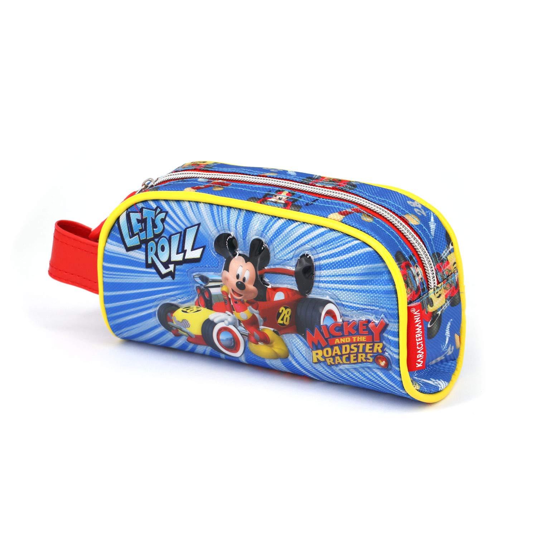 Mickey Mouse Estuche Portatodo, Multicolor (Karactermania KM-37693): Amazon.es: Equipaje