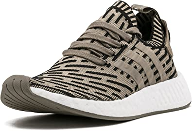 Amazon Com Nmd R2 Primeknit Mens In Trace Cargo By Adidas 8 Shoes