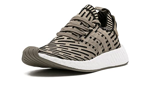 sneakers for cheap 3a1b1 e5e10 NMD R2 Primeknit Mens in Trace Cargo by Adidas, 5