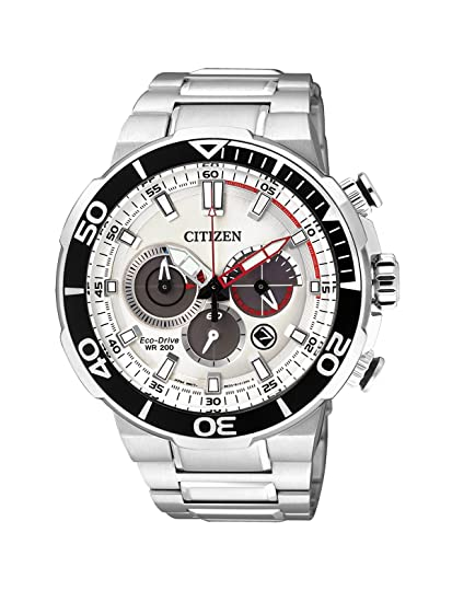 Citizen de Hombre Reloj de Pulsera Cronógrafo Cuarzo Acero Inoxidable ca4250 - 54 A: Citizen: Amazon.es: Relojes