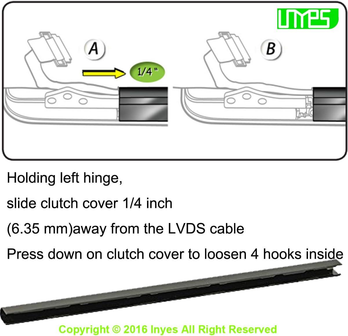 NEW Hinge Clutch Cover for Macbook Pro Unibody A1278 13 inch Clutch Shaft Cap
